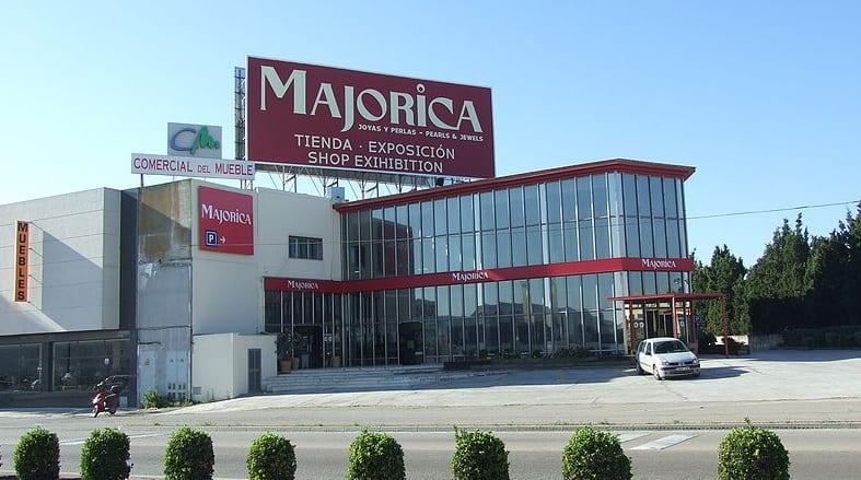 Perlas Majorica