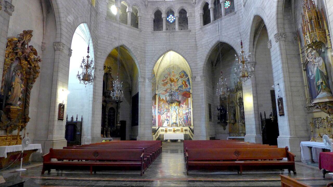 Iglesia de los dolores Manacor